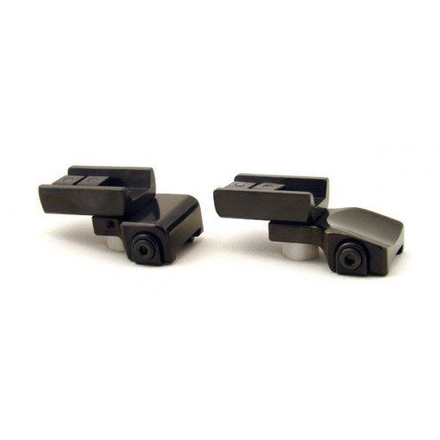 Rusan Roll-off rings with extension, 19 mm rail, Zeiss VM/ZM rail