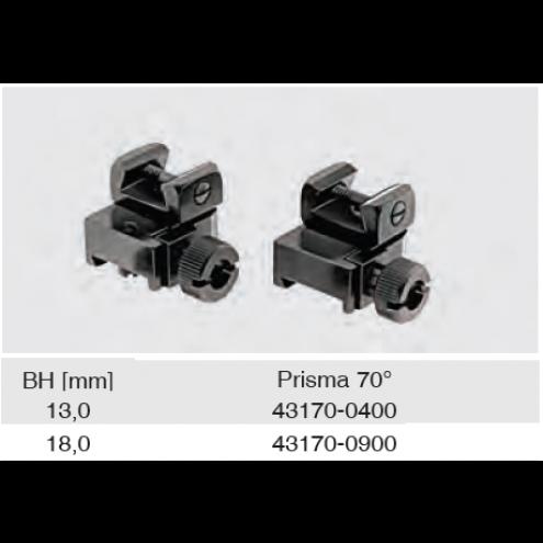 Recknagel Tip-off rings for Steyr SSG 69, 70° prism