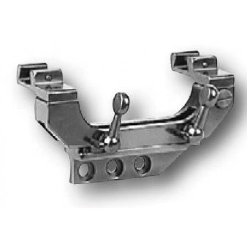 EAW Lateral Slide-on Mount for ERMA M 1, LM rail