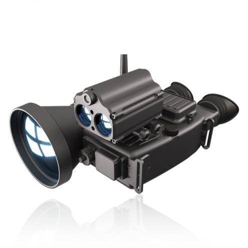 Ados Tech FORTIS PRO 5-40x100 Thermal Imaging Binocular