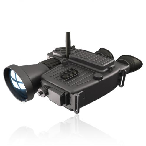 Ados Tech FORTIS 6-24x75 Thermal Imaging Binocular