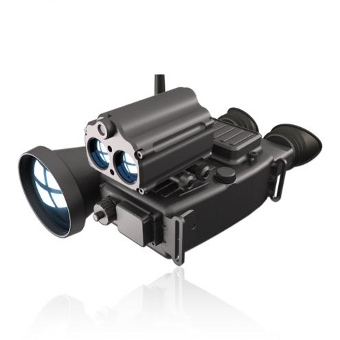 Ados Tech FORTIS PRO 6-24x75 Thermal Imaging Binocular