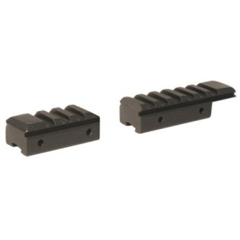Hawke adapter base 9-11mm to picatinny (set of 2x)