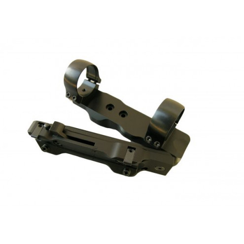 Henneberger HMS Swift Mount for Blaser, Trijicon MRO