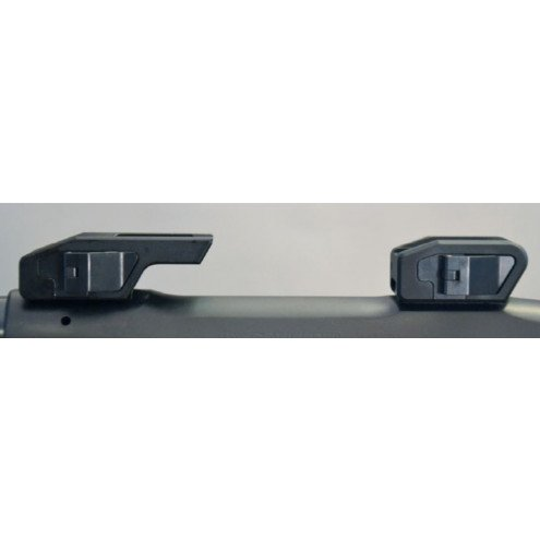 INNOMOUNT Quick release Two-Piece offset mount for Weaver/Picatinny, Zeiss ZM/VM rail