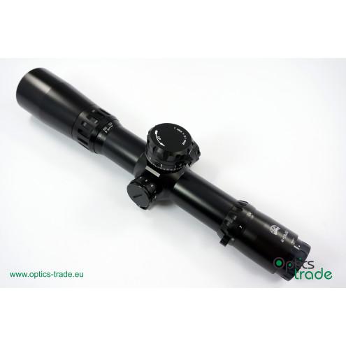IOR Tactical 4-28x50/IL FFP, MIL/MIL
