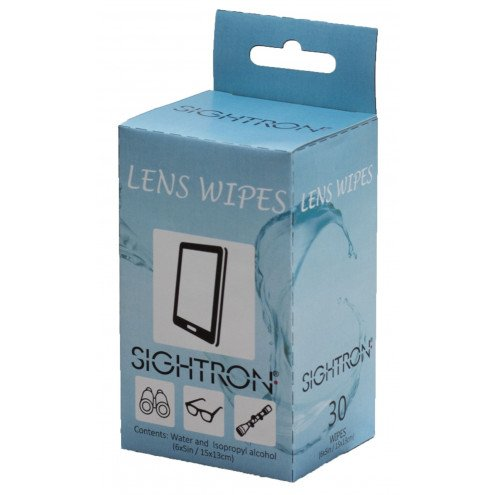 Sightron Lens Wipes
