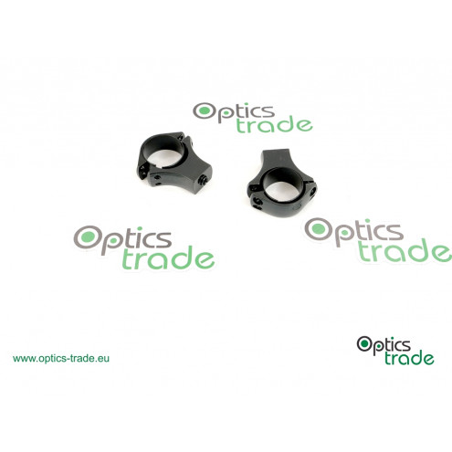 Optilock Scope Mount Rings, Tikka - Sako, 25.4 mm - Rings Only