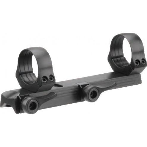 Recknagel Aluminum Tip-Off Mount with QR Levers for Merkel KR1 / B3 / B4, 34mm