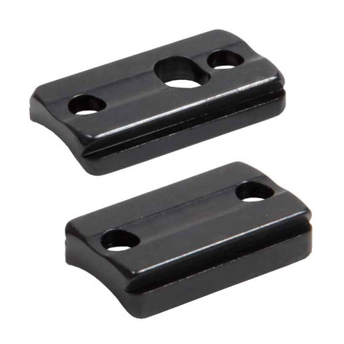 Recknagel Two-Piece Base for 16mm Dovetail Mount for Remington 700 (6-48)