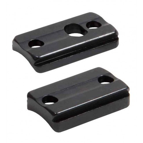 Recknagel Two-Piece Base for 16mm Dovetail Mount for Remington 7400 / 7600 / 750