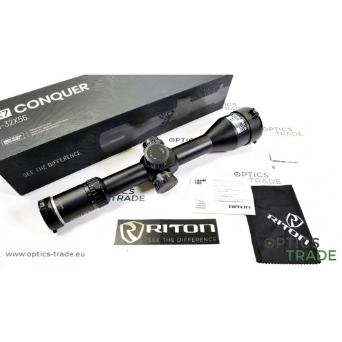 Riton X7 Conquer 4-32x56