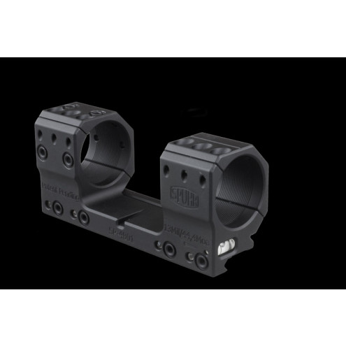 Spuhr Unimount for Picatinny, 34mm, 13 MIL / 44.4 MOA