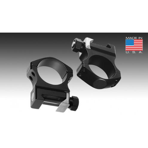 Nightforce X-Treme Duty Ultralite 30 mm Rings 4 screw