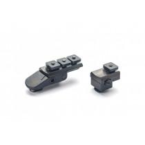 Rusan Pivot mount without bases for Remington 783, S&B Convex rail