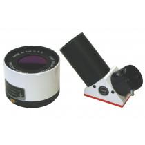 LUNT LS50FHa/d2 H-alpha solar filter