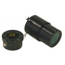 """Lunt B3400 Blocking-Filter in 2"""" extension tube"""