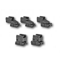 EAW pivot mount, LM rail, Marlin XLR, MXLR