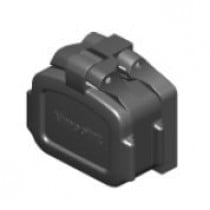 Aimpoint Lens cover, Flip-up, Front with ARD filter