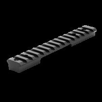 Leupold Mark 4 One-Piece base, Savage 10/110 Round Rcvr LA, 20 MOA