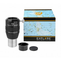 Explore Scientific 5x Focal Extender 31.7 mm