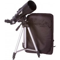 Levenhuk Skyline Travel 70 Telescope 20-140x70