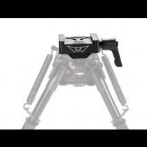 Warne ARCA rail adapter – Swivel Stud style Bipod