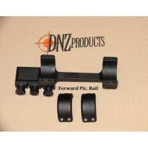 DNZ 34 mm, 3.6 Inch Forward Freedom Reaper Picatinny Rail
