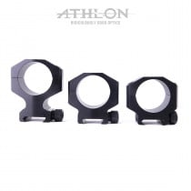 Athlon Precision Rings 25.4mm