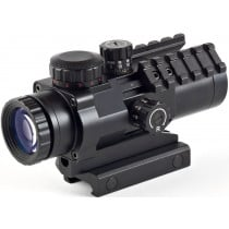 Bering Optics Supra 3x32 Prism Scope
