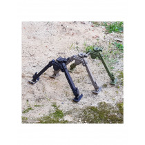 """Tactical EVO Bipod TACTICAL TK3 6,5-9"""" (SWIVEL)"""