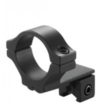 "BKL 0.6"" Offset Dovetail Ring - Single, 25.4 mm"