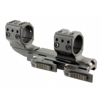 Spuhr Extended QD mount for Picatinny, 30 mm, 6 MIL / 20.6 MOA