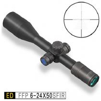 Discovery Optics ED 6-24x50 SFIR