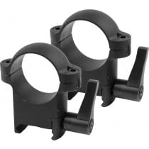 Burris Quick Detachable Zee Rings, 25.4 mm, Picatinny / Weaver