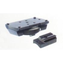 Recknage QR Docter Sight mount, 14.5 mm Dovetail