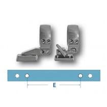 EAW pivot mount - lever lock, 26 mm, Browning X-bolt SSA