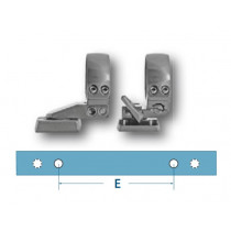 EAW Magnum pivot mount - lever lock, 26 mm, Browning X-bolt SSA