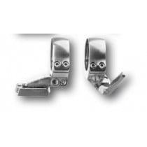 EAW pivot mount - lever lock, S&B Convex rail, Voere Tirolerin