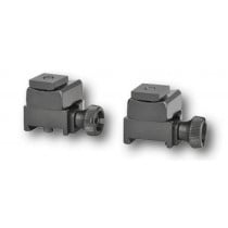 EAW Roll-off Mount for Tikka 55, 65, S&B Convex rail - KR 0 mm
