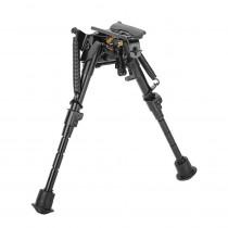 """Cadwell XLA 6-9"""" Bipod – Fixed Model"""