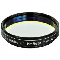 """Explore Scientific 2"""" H-Beta Nebula Filter"""