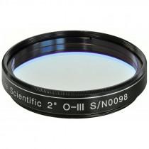 "Explore Scientific 2"" O-III Nebula Filter 12nm"