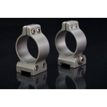 Talley 30 mm Stainless Steel Screw Detachable Premium Scope Rings