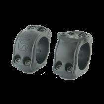 Spuhr 25.4 mm Interface Rings - Blaser Saddle Mount