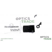 Henneberger HMS Docter Sight mount with lever for Blaser