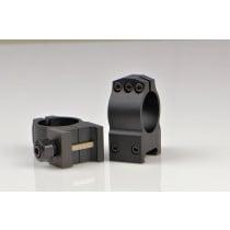 Warne Tactical 25.4 mm Rings Low