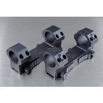 INNOMOUNT Tactical One-piece mount, 34 mm, QR