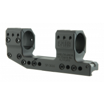 Spuhr Extended mount for Picatinny, 34 mm, 20 MOA