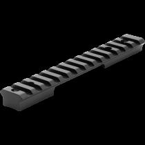 Leupold BackCountry Picatinny Rail for Weatherby Mark V / Vanguard LA (20 MOA)